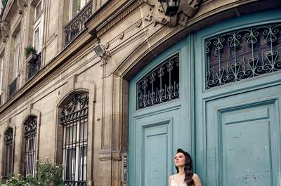 Robes de mariée Veronika Jeanvie 2018 : une collection glamour et unique