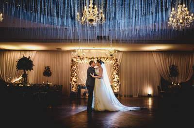 Grace & Pepe: Un matrimonio mágico y espectacular que te hará suspirar