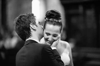 La plus belle photo de mariage 2012 au monde est...