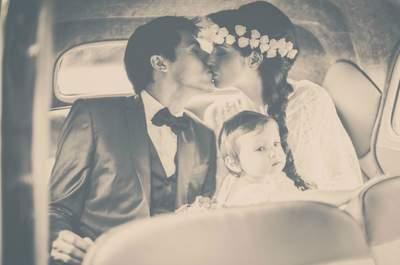 Ilana et Vincent : Un mariage bucolique chic en Normandie plein de charme et de décorations DIY magnifiques