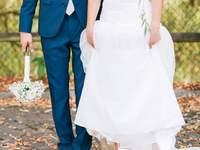 Como combinar os look's de noiva e noivo?