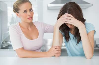 4 Dinge, die man niemals zu einer Freundin sagen sollte, die gerade in einer Trennung steckt