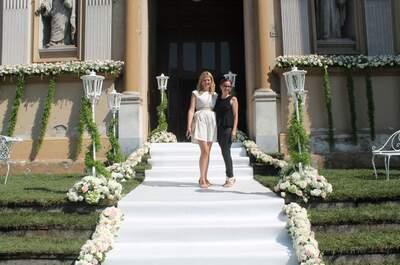 Il vostro matrimonio da sogno nella mani di Annalisa e Nunzia Del Vecchio