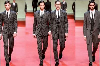 Milan Fashion Week: propozycje dla Panów