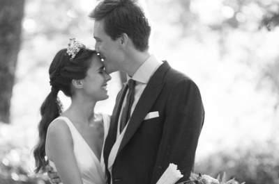 El día más especial de sus vidas: la boda de Cristina y Philipp