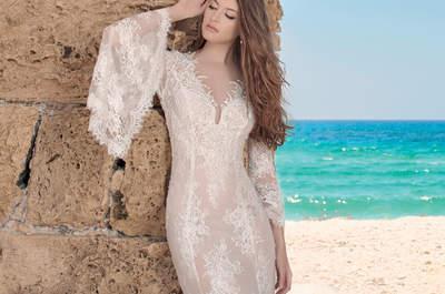Les plus belles robes de mariée 2018 à découvrir chez White Boutik