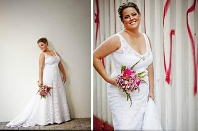 10 dicas para noivas acima do peso