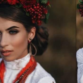 Стилист-визажист: Юлия Новоселова