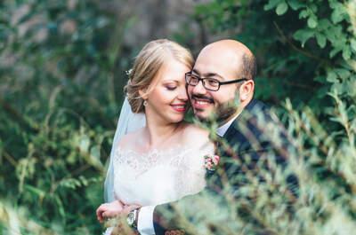 Bayerische DIY-Hochzeit in Unsleben – So urig und detailverliebt haben Isabell & Tomaj gefeiert!