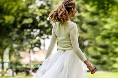 Zapatos de novia de color 2015: Arriesga y ¡gana!