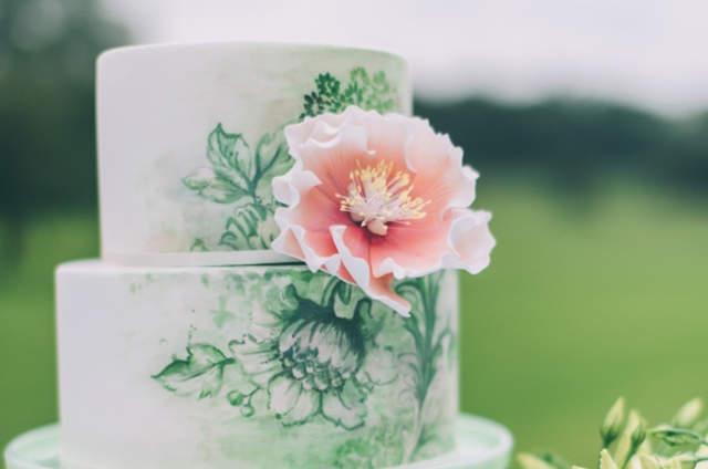 Caribbean Wedding Cake Makers Uk