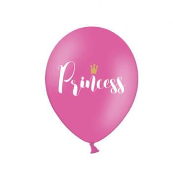 Globos princesa 6 unidades- Compra en The Wedding Shop