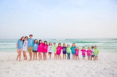 17 petits-enfants, un message émouvant et une histoire qui a fait le tour du monde !