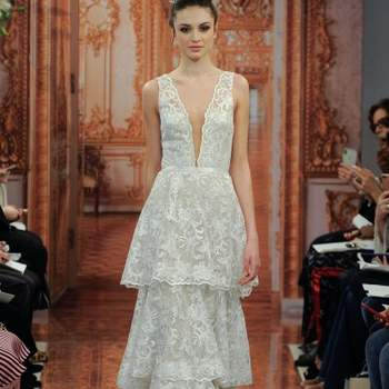 Theia. Credits: New York Bridal Week