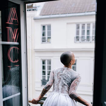 Photo : Dusty Mirror - Robe Inmaculada Garcia