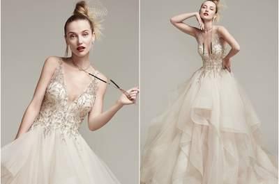 Vestidos de novia Sottero and Midgley otoño 2016: lujo, elegancia y delicados detalles en cada creación