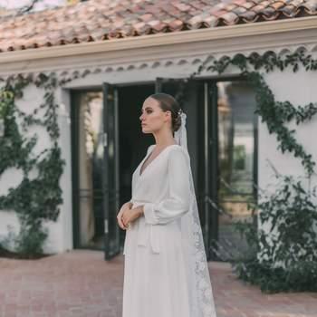 Vestido Bianca. Foto: Alejandra Godia
