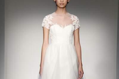 Vestidos de novia clásicos de Christos para otoño 2013