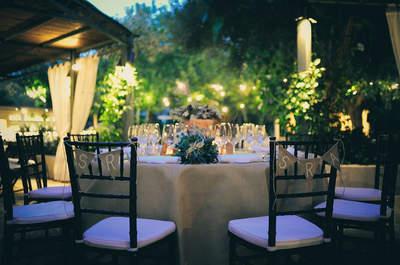 Consejos útiles a la hora de contratar el catering para tu boda