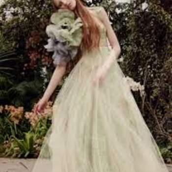 Vera Wang Bride Spring 2020. Créditos: divulgação.