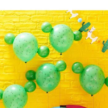 Foto: Globos de cactus