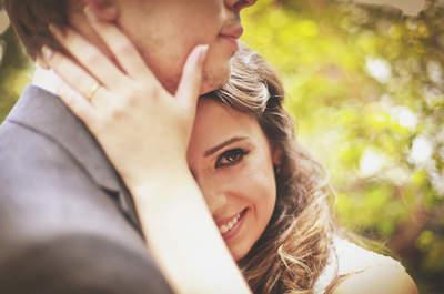 Stenly & Hendyow: mini wedding rústico super romântico ao ar livre!