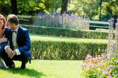 Wideo ślubne bardzo zakochanej Pary, które musisz zobaczyć!