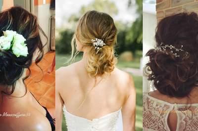 Moovcoiffure : des chignons simples et raffinés pour les plus belles mariées