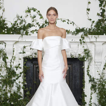 Winston. Anne Barge. Credits: New York Bridal Week