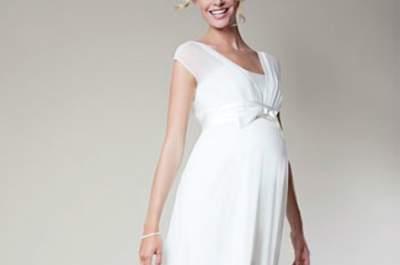 Sposa 2013 con il pancione? Ecco qualche spunto per il vostro abito!