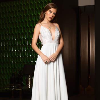 Créditos: Atelier Gio Rodrigues | Coleção 2020 | Modelo do vestido: Rama