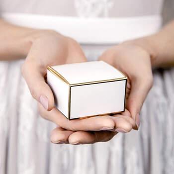Caja Emociones Oro 10 Unidades- Compra en The Wedding Shop