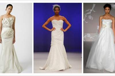 Vind de ideale trouwjurk voor de bruid met een getinte of donkere huidskleur