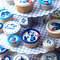 """Minicupcakes con detalles inspirados en la porcelana holandesa. Foto: <a title=""""Bestshot"""" href=""""http://www.bestshot.nl/"""" target=""""_blank"""">Bestshot.nl</a>"""