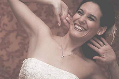 Dicas para noivas: ganhe músculos e perca peso para estar linda no seu casamento