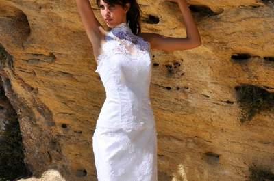 Les Mariées de Provence : des robes uniques et authentiques made in France
