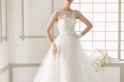 Romantische Brautmode 2016: Legen Sie einen Spitzenauftritt mit einem dieser Brautkleidern hin!