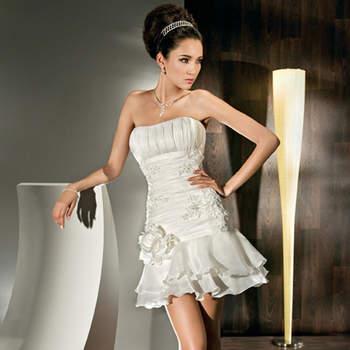 Vestido de novia Demetrios