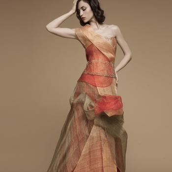 Robe de mariée Elsa Gary 2013, modèle Artifice. Photo: Elsa Gary