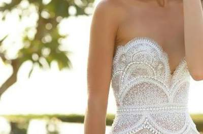 10 vestidos incríveis para 10 noivas diferentes