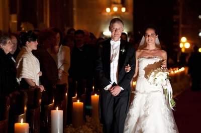 5 tips básicos de una wedding planner para la ceremonia religiosa