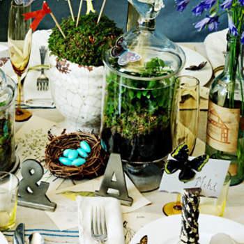 Bei der Gestaltung der Tischkärtchen sind Ihrer Fantasie sind keine Grenzen gesetzt