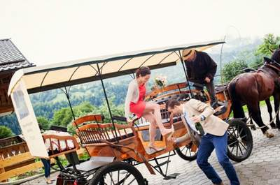 Real Wedding: Doro und Marc heirateten in Bayern!