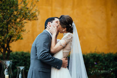 Marina & José Luiz: casamento clássico super romântico em Minas Gerais