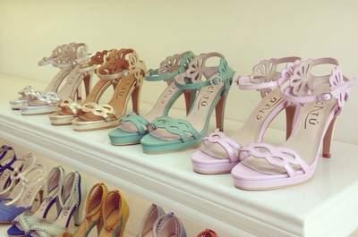 Más de 50 zapatos de fiesta para invitadas. ¡Descubre los modelos de tendencia!