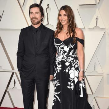 Christian Bale y su mujer Sibi Blazic / Cordon Press