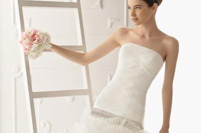 Abiti sposa 2013 con cristalli e pietre preziose per brillare nel giorno più bello!