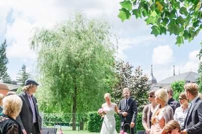 Love is in the air – bei der Sommerhochzeit von Eva & Andi in Rheinfelden