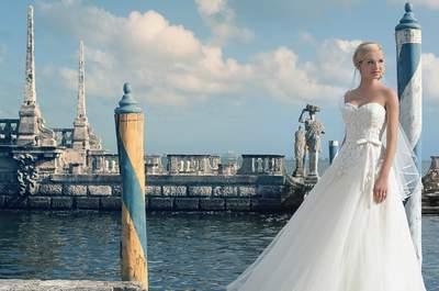 Поразите всех в роскошном платье Sincerity 2016!