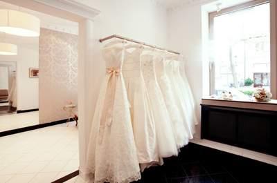 Wie läuft ein Beratungstermin in einem Top-Brautmodengeschäft ab? Wir präsentieren exklusive Einblicke und Tipps